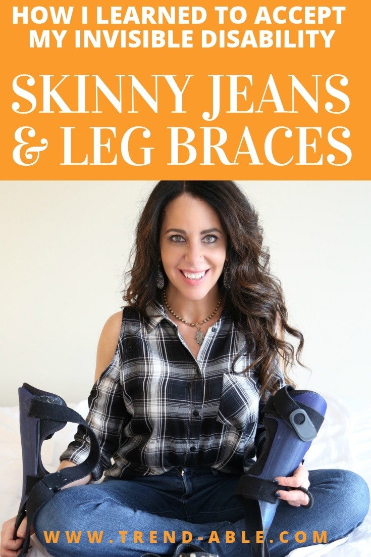 861b96b88e This post is not focused on how to wear denim and other fashion with afos/leg  braces. If that's what you're looking for then check out this post on how to  ...