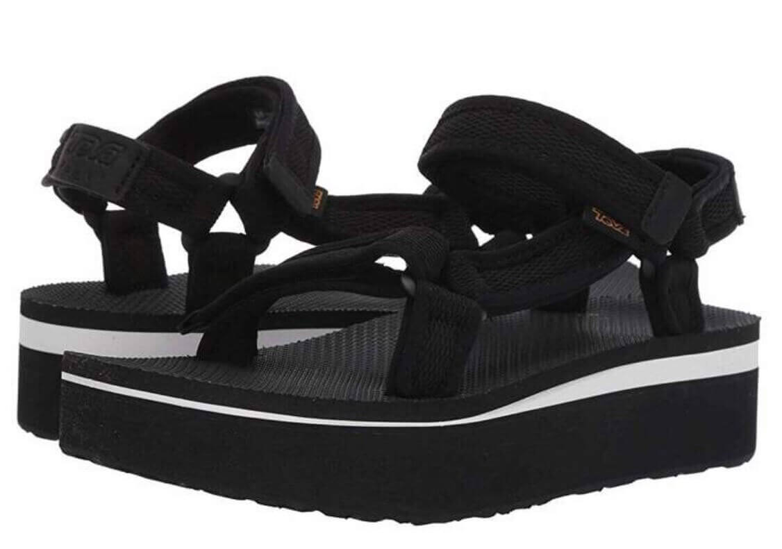 Teval Sandals to be worn with ankle or leg braces