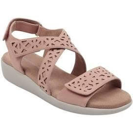 4d49a44343 A perfect blend of style and comfort, these cute shoes come in a wide width  and have adjustable hook-and-loop straps. They are lightweight and will  likely ...