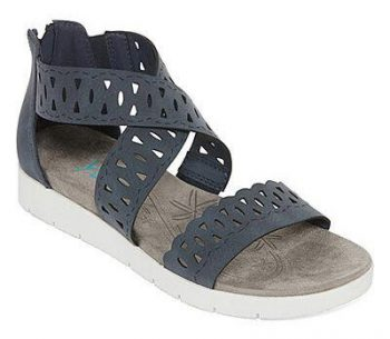 6f1281d2ac It's hard to believe this awesome sandal with its rich laser cut design is  as inexpensive as it is. Available in a wide width with a zipper on back,  ...