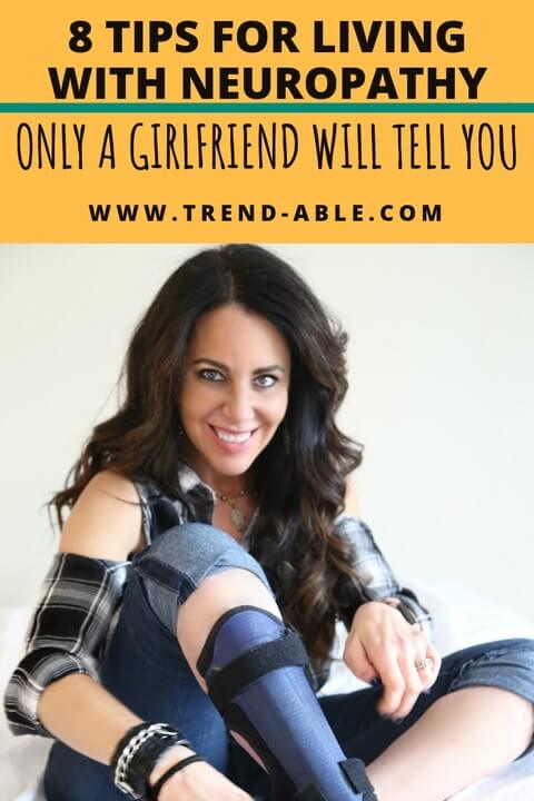 8 LIFE LESSONS ONLY A GIRLFRIEND WITH NEUROPATHY WILL TELL YOU