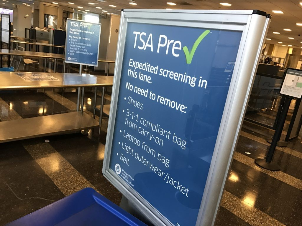 TSA Precheck helps if you wear afos/ leg braces and have disabilities, but not always