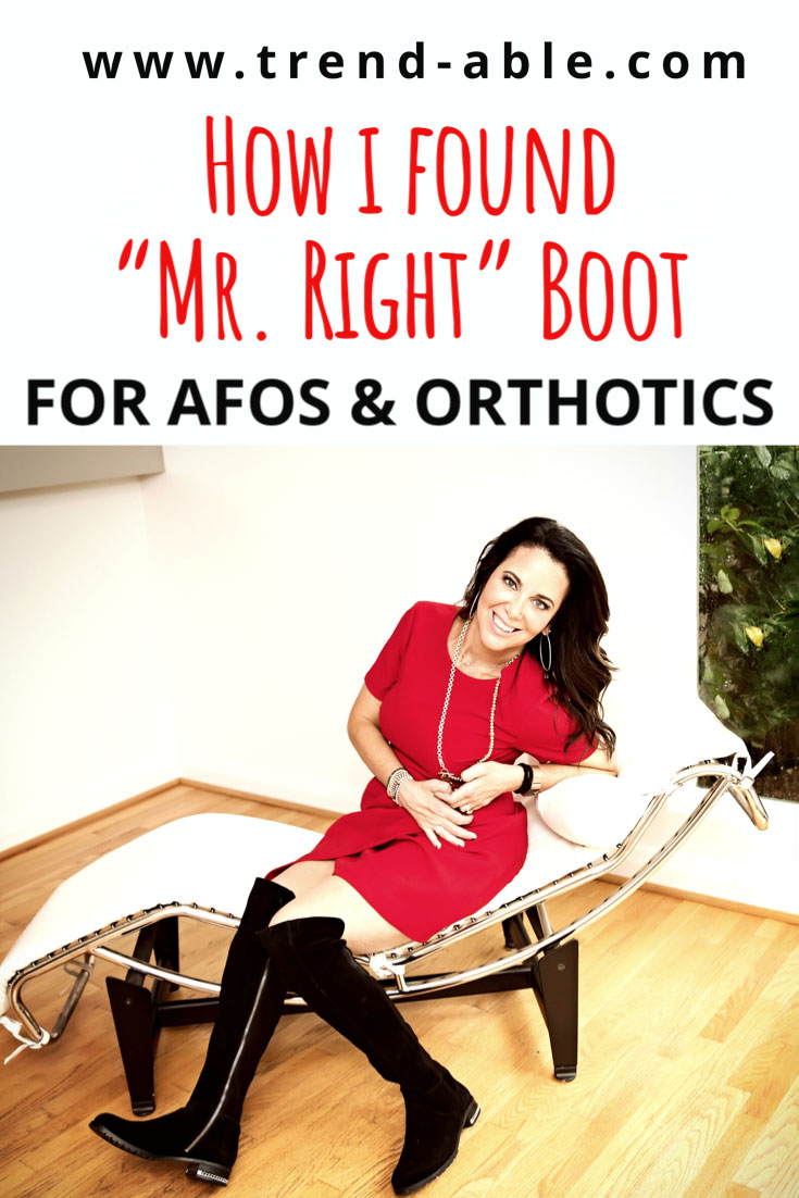 Best Boots For Afos And Orthotic