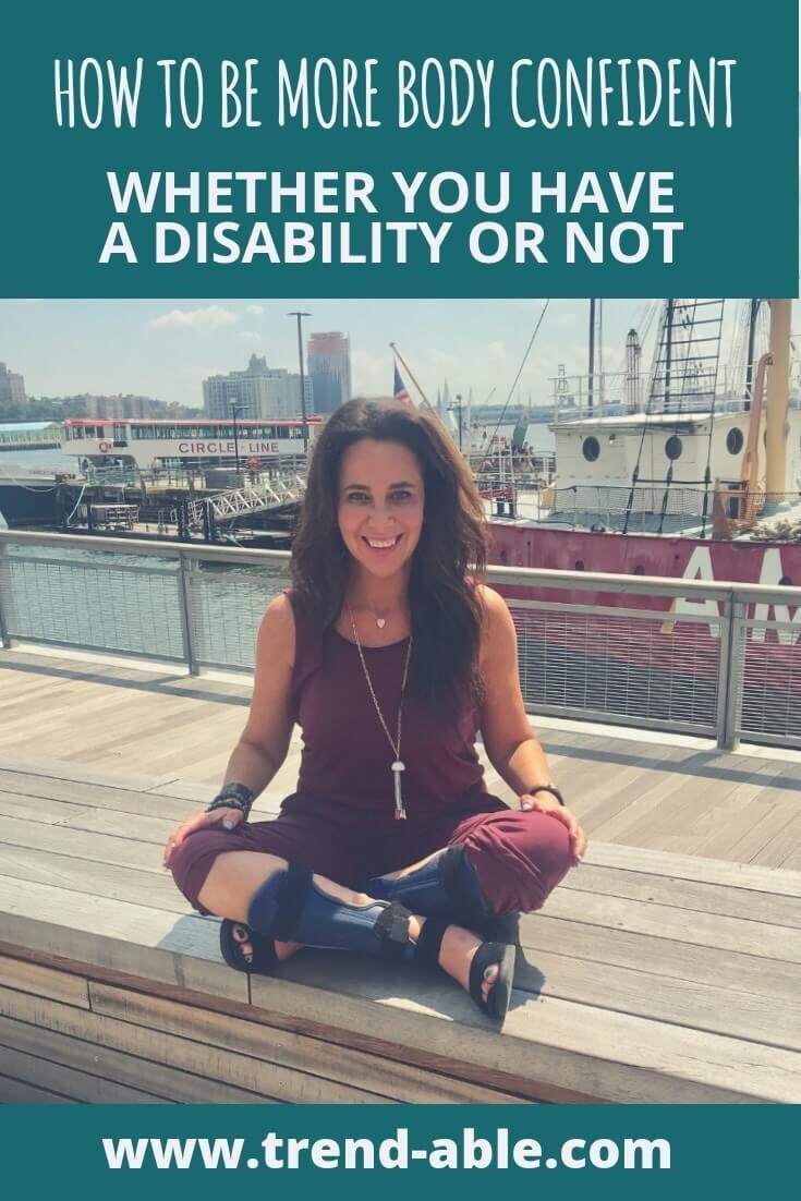 Invisible Disability, Self-Esteem & Body Confidence
