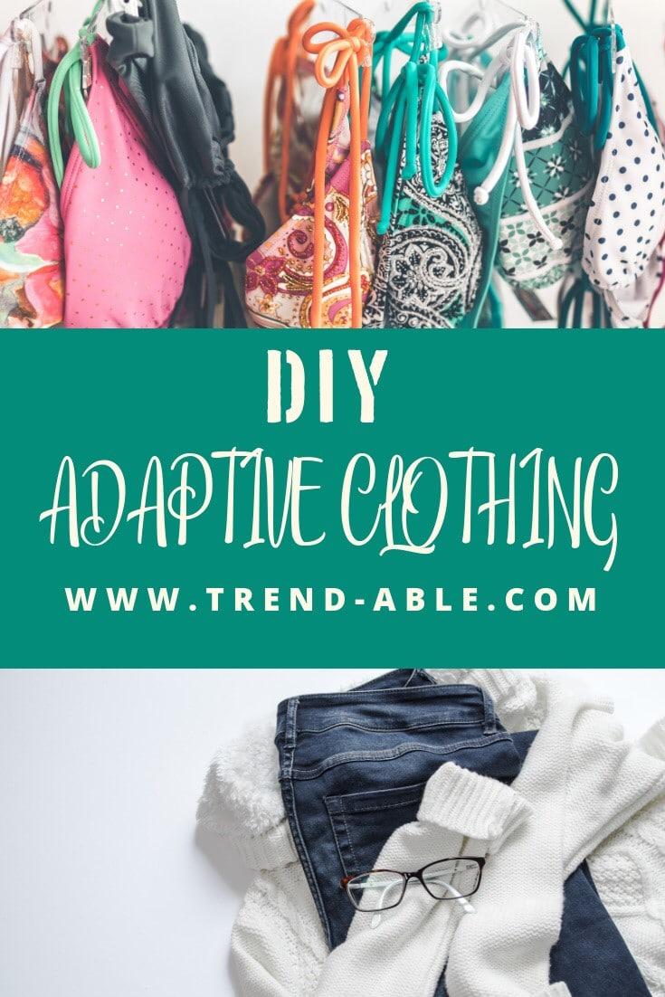Diy Adaptive Clothing