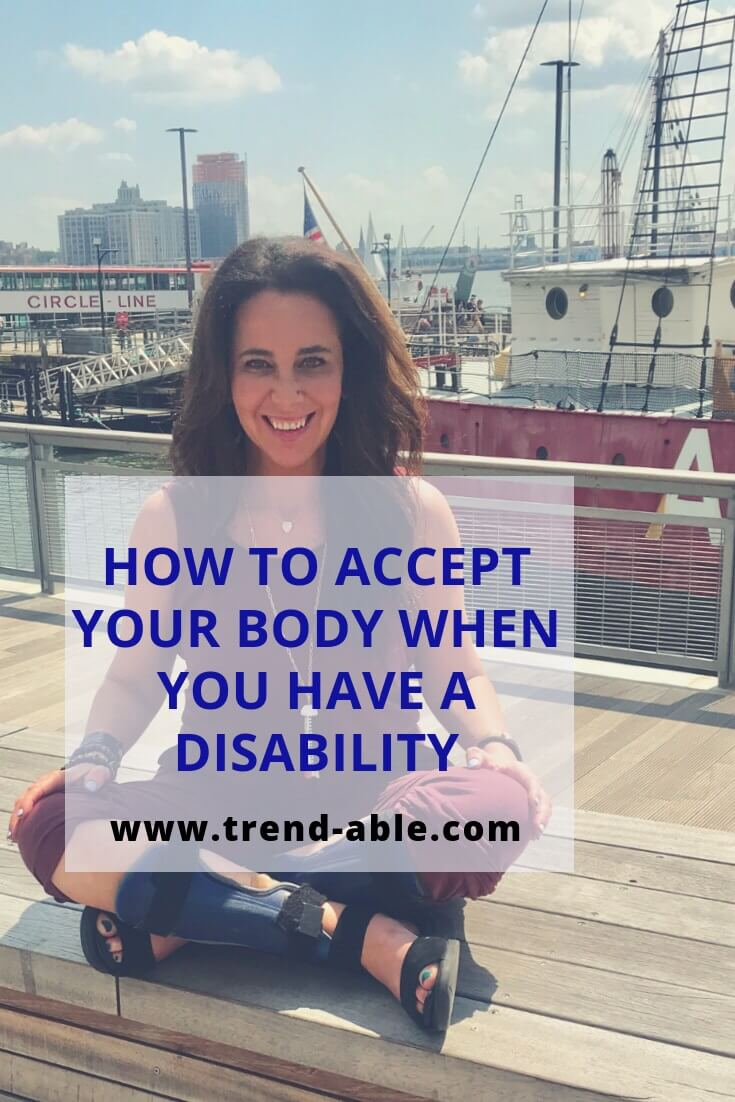 Invisible Disability, Self-Esteem & Body Confidence