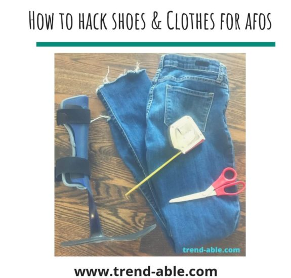 How To Hack Shoes & Clothes For Afos