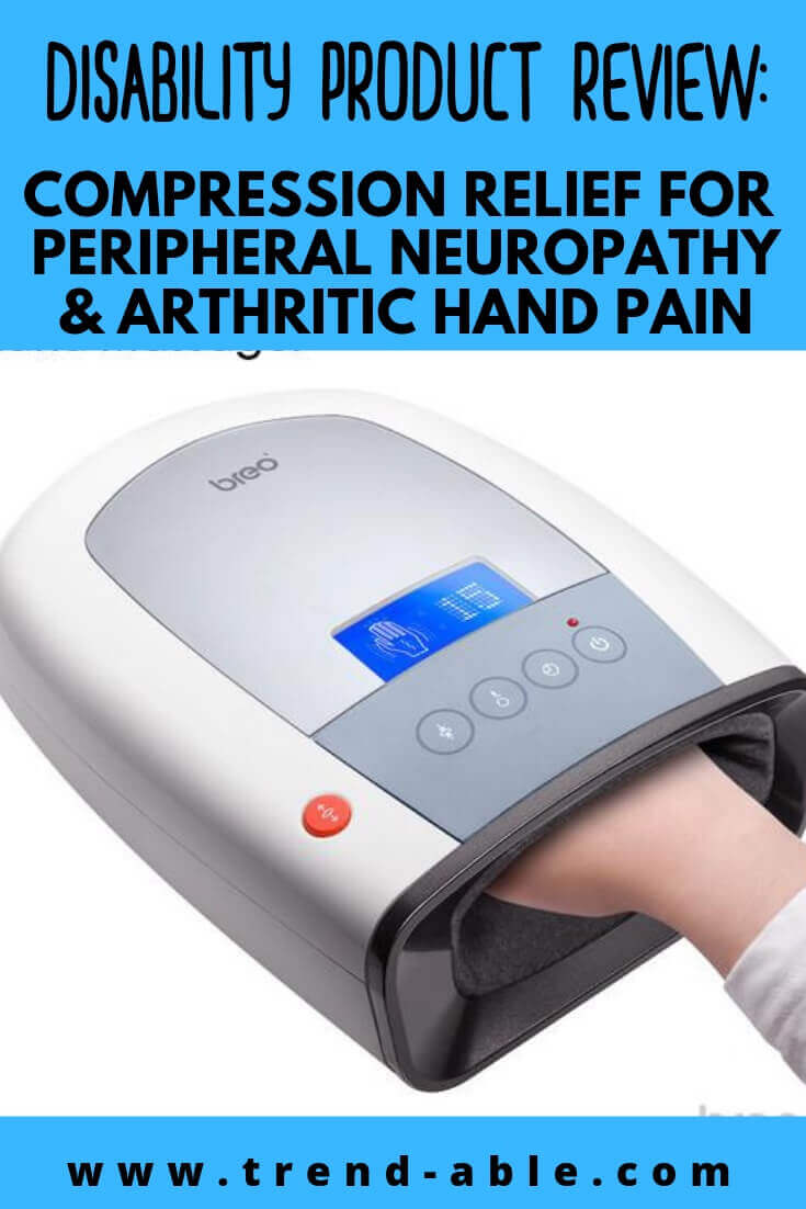 Product to help with arthritic hands and peripheral neuropathy