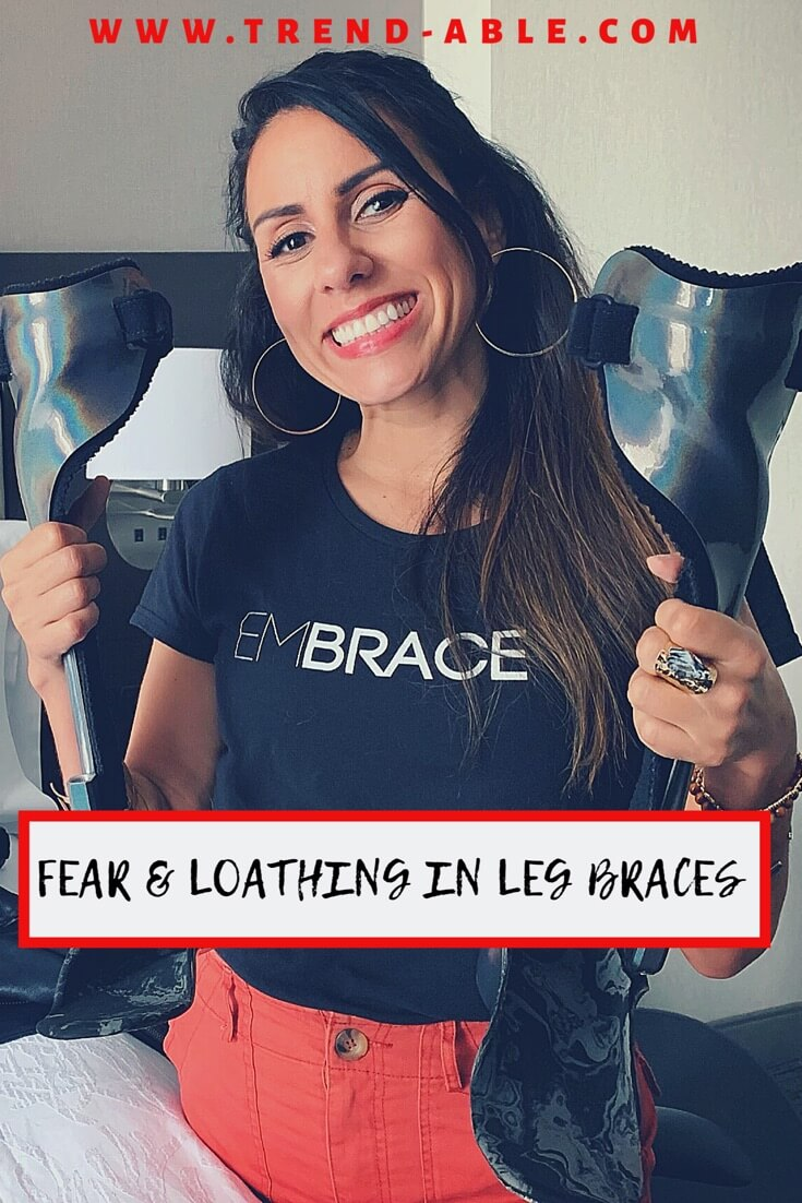 5 Necessary Evils When You Wear Leg Braces