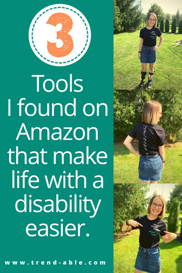 3 Amazon tools /products that make life easier for people with disabilities