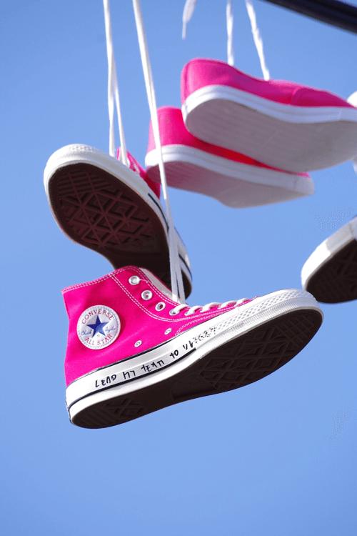 How I found myself through Disability, Shoes, & Fashion