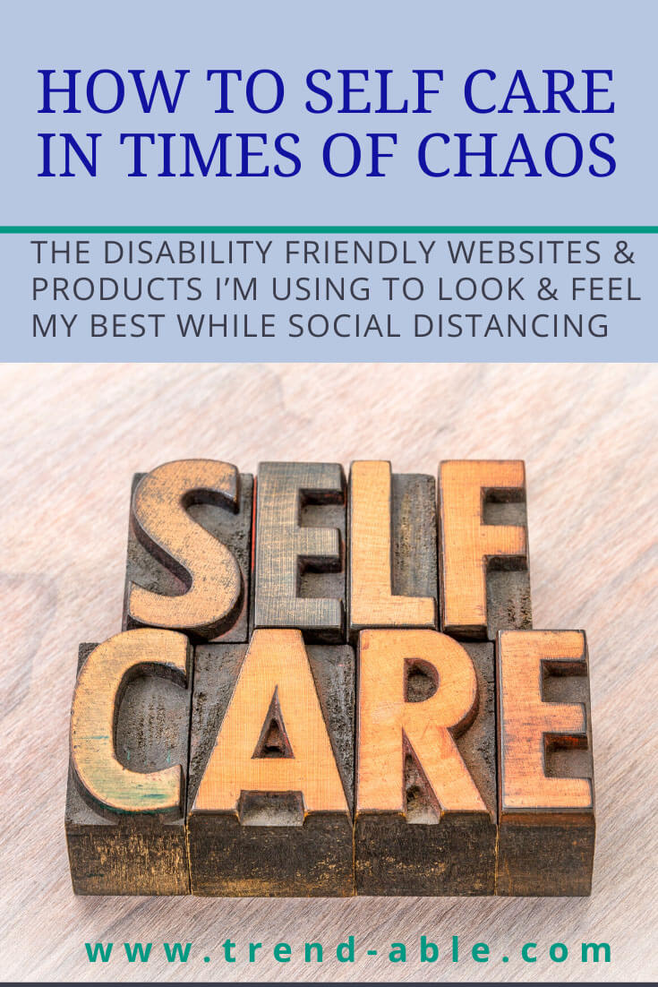 Self-Care At Home When You have a disability