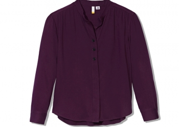 The Elaine<br>Button Down With Magnet Closures