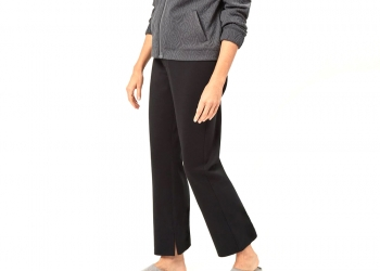 The Lucy<br>Ponte Pant With Magnetic Closure